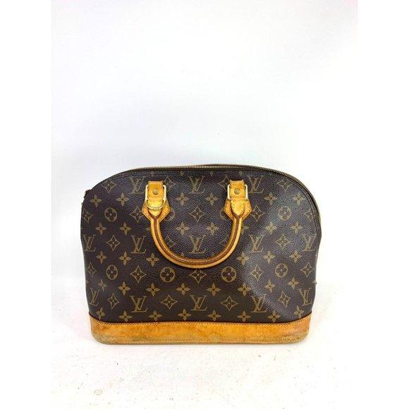 Louis Vuitton Bags Monogram Alma Pm Poshmark